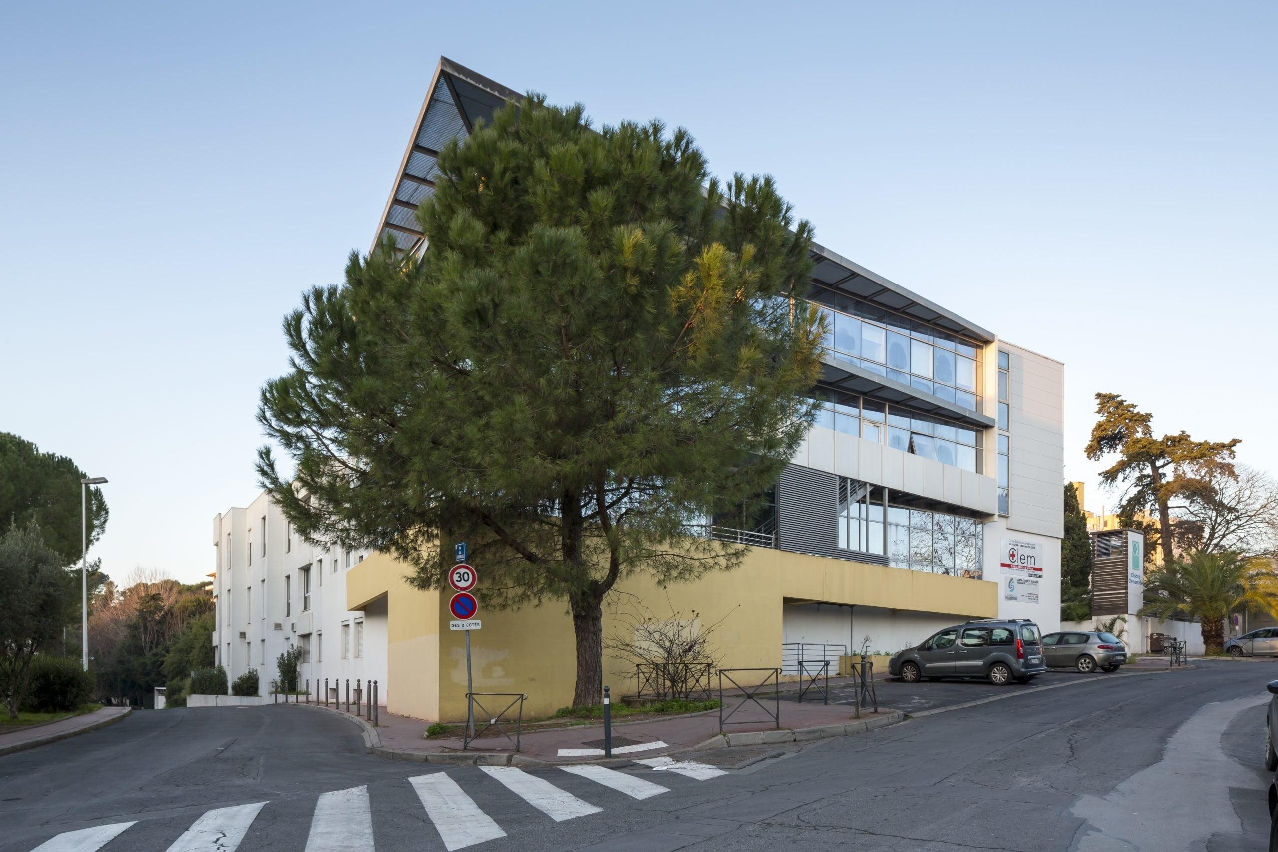 Clinique Clémentville Montpellier