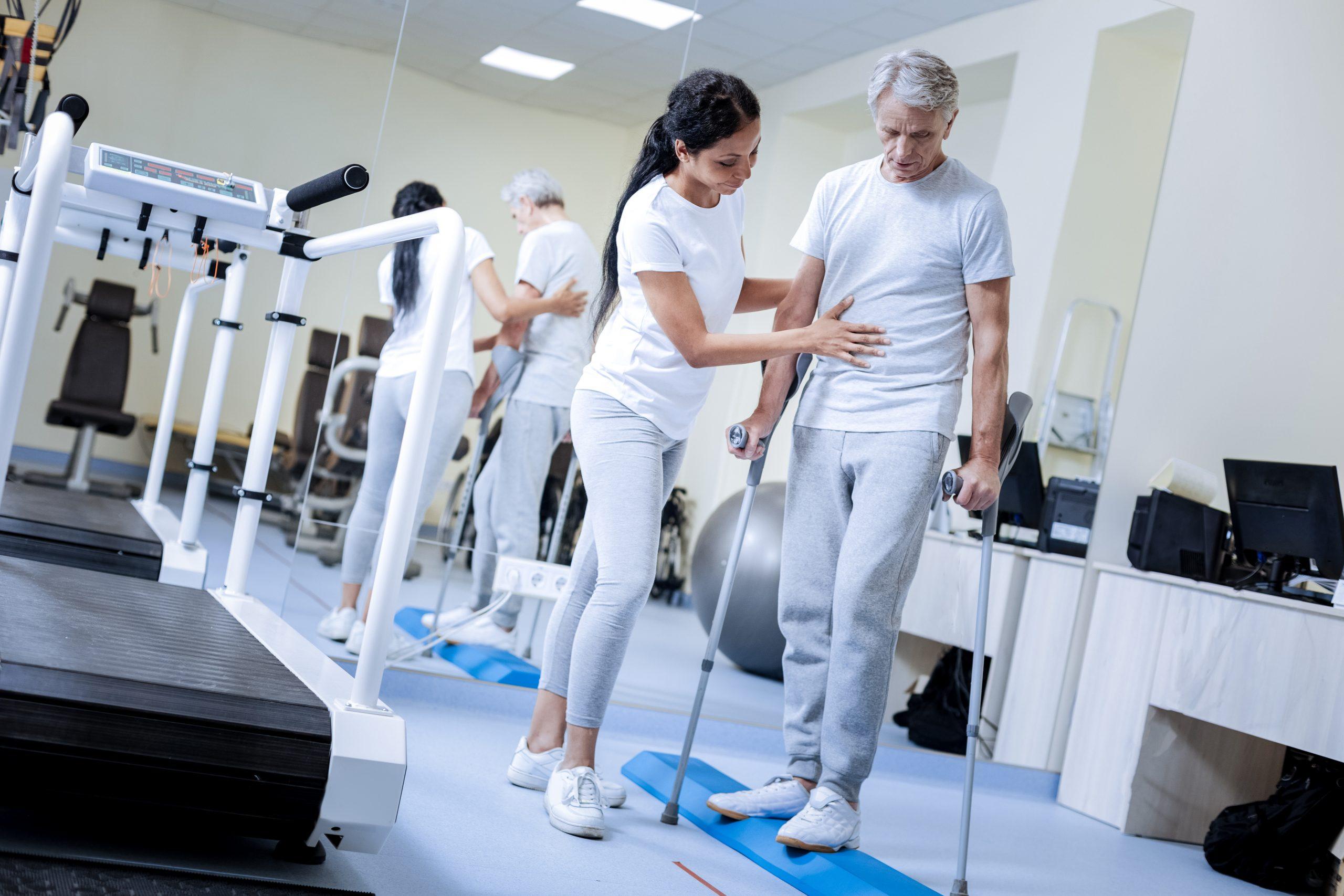 Rééducation après Prothèse de genou